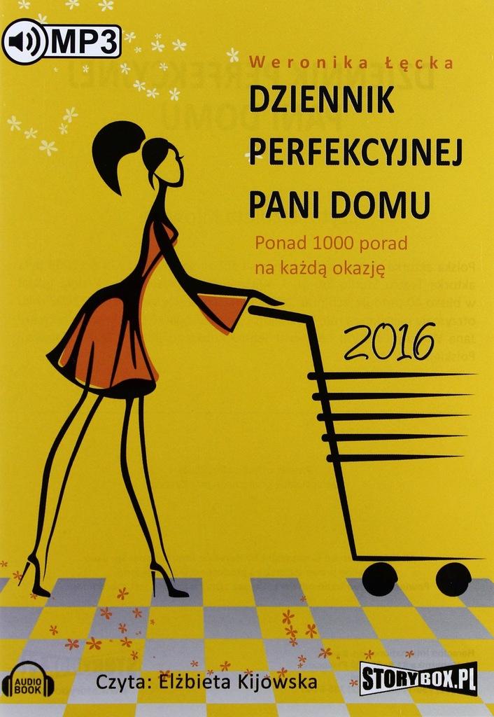 Dziennik Perfekcyjnej Pani Domu Weronika Lecka 7030742427 Oficjalne Archiwum Allegro