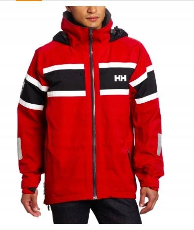 Helly Hansen Salt Flag kurtka/sztormiak - S - BDB