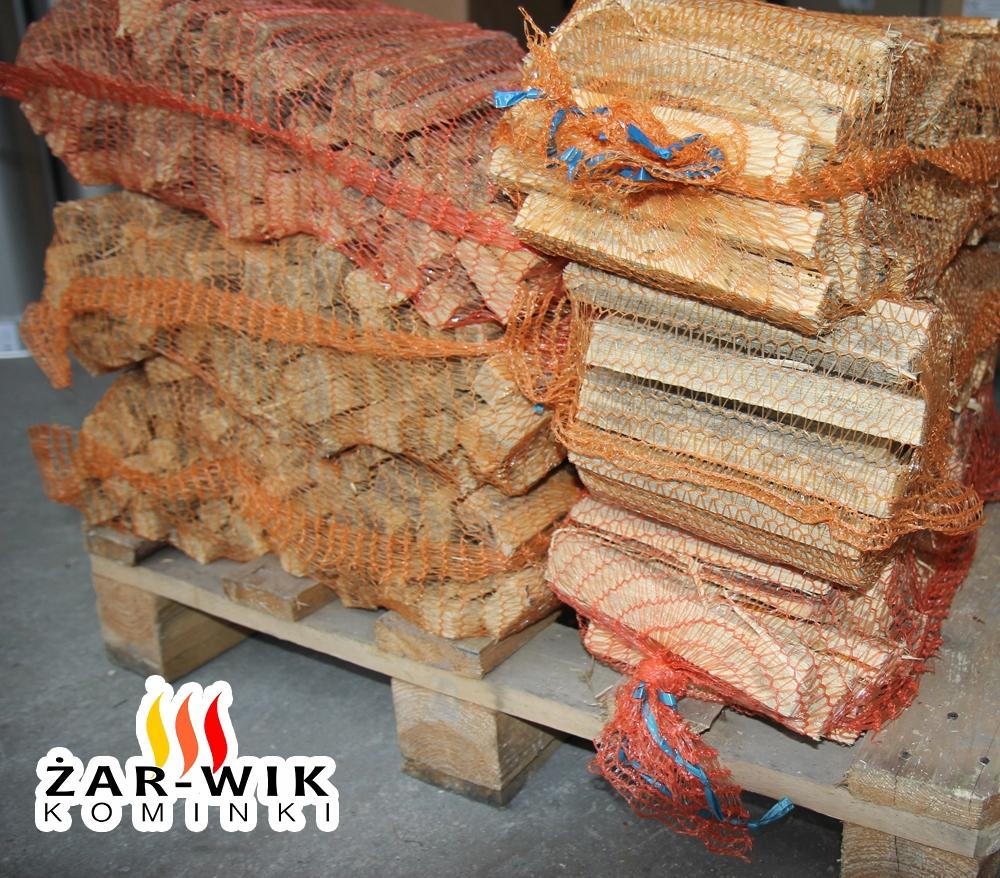 Drewno rozpałka do kominka, pieca, grilla 30 kg