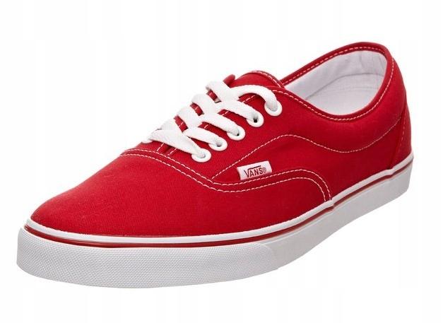 Buty Vans U AUTHENTIC V00EE3RED Red 4.5