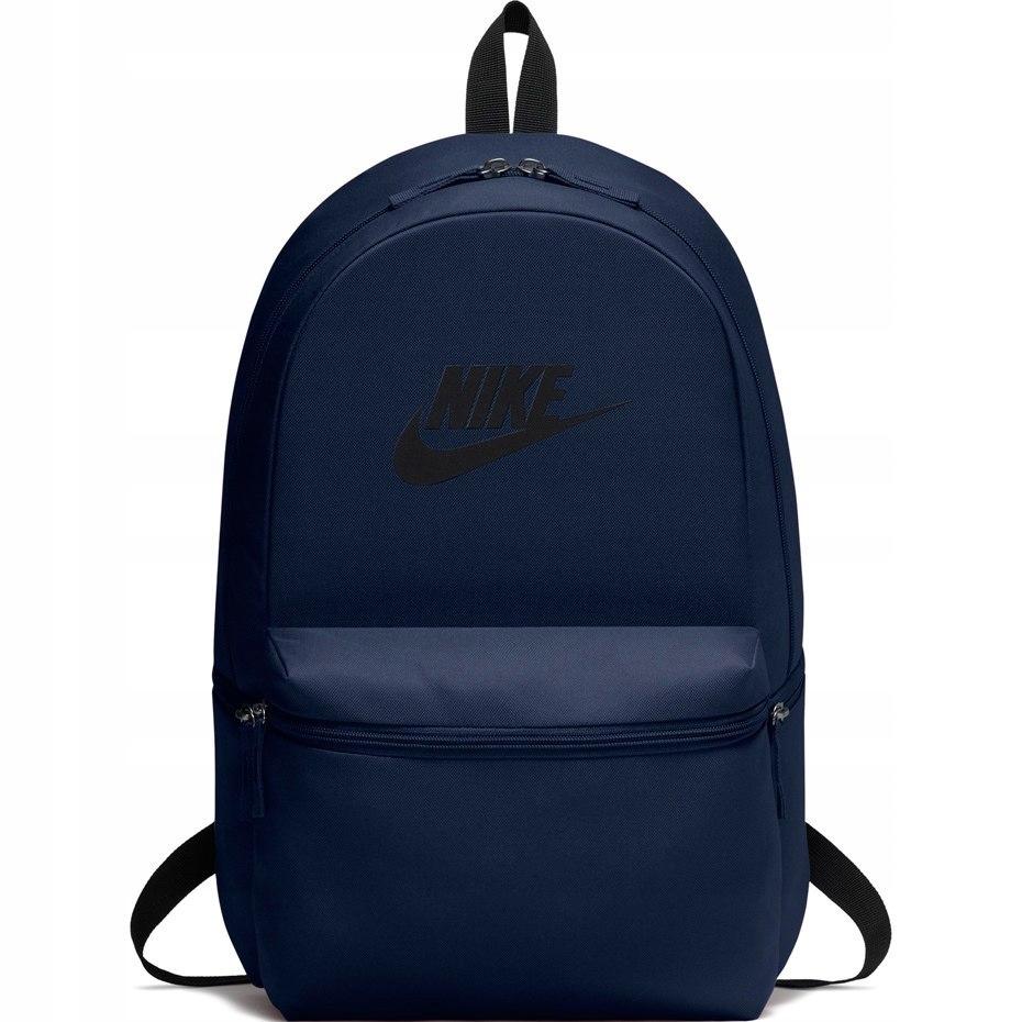 Plecak Nike Heritage BKPK granatowy BA5749 451