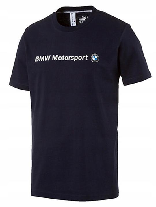 T shirt koszulka PUMA BMW MSP TEE MPOWER S