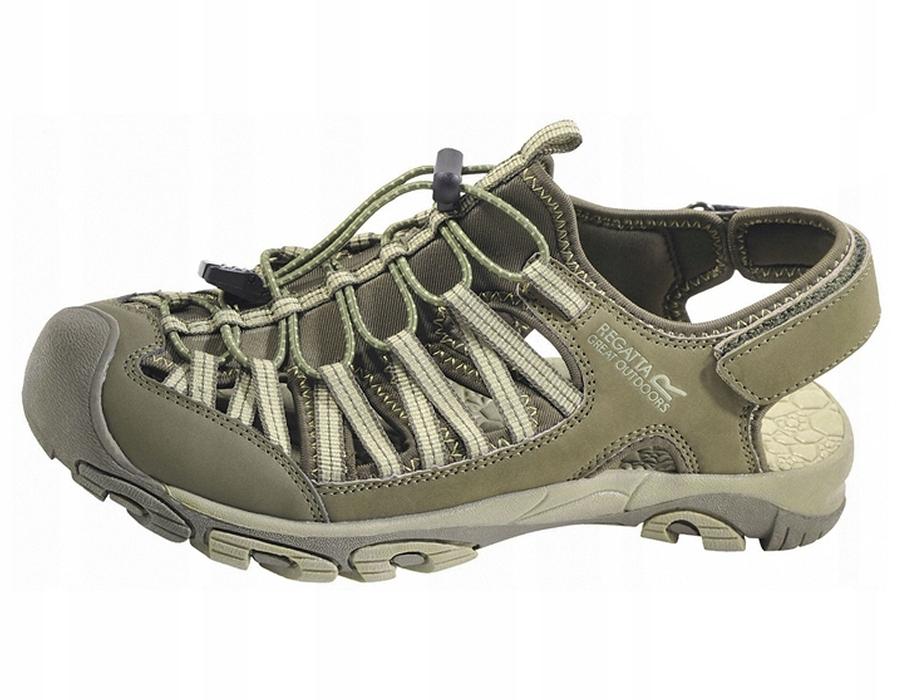 85. Regatta sandały damskie na rzepy! 36 letnie trekkingowe