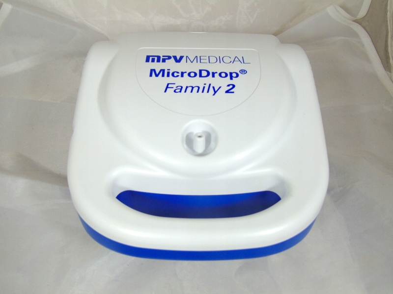 INHALATOR MICRODROP FAMILY 2