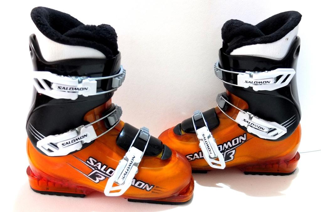 Buty narciarskie SALOMON T3 26,5 41,0 juniorskie