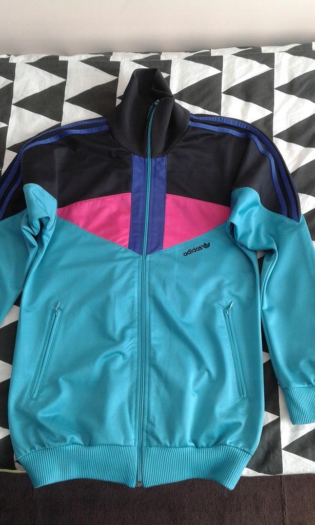 Bluza Adidas Originals oldschool 80's vintage S