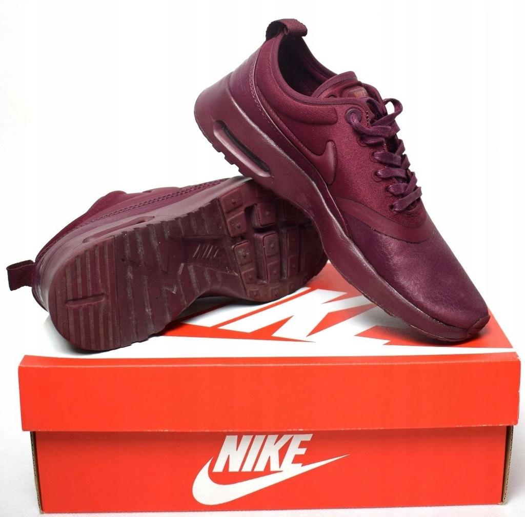 Nike AIR MAX THEA ULTRA PRM SPORTOWE damskie 35,5