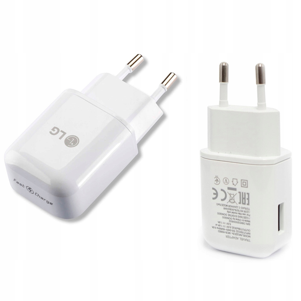 iPhone 8 Plus Oryg Ładowarka sieciowa LG FC 1.8A