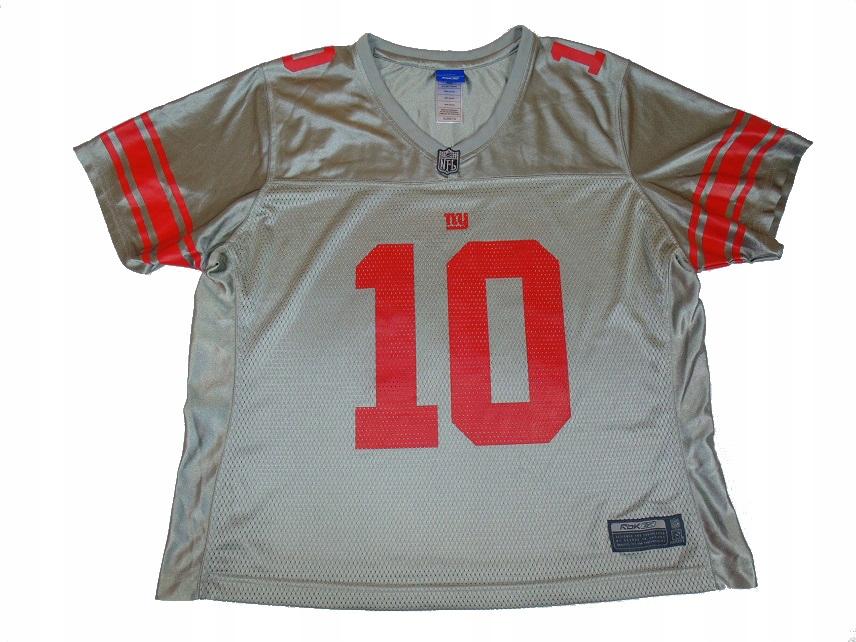 REEBOK __ NY GIANTS NFL __ MANNING __ IDEAL __ XL