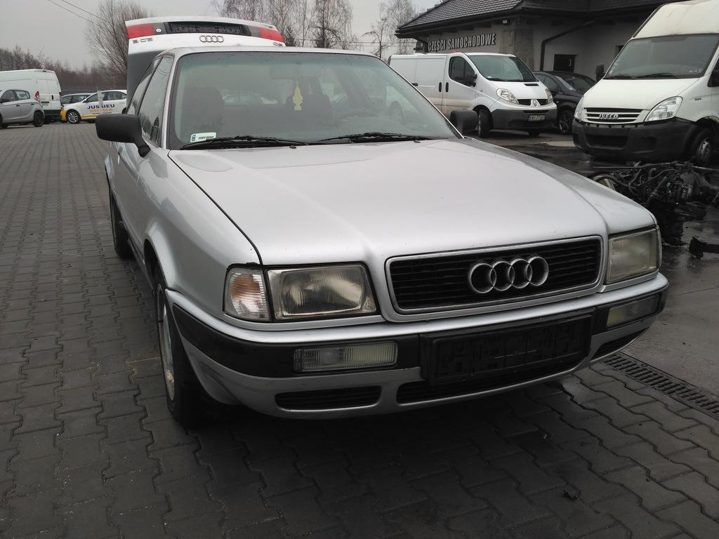 Audi 80 B4 8c Maska Atrapa Ly7t Czesci 7164698428 Oficjalne Archiwum Allegro
