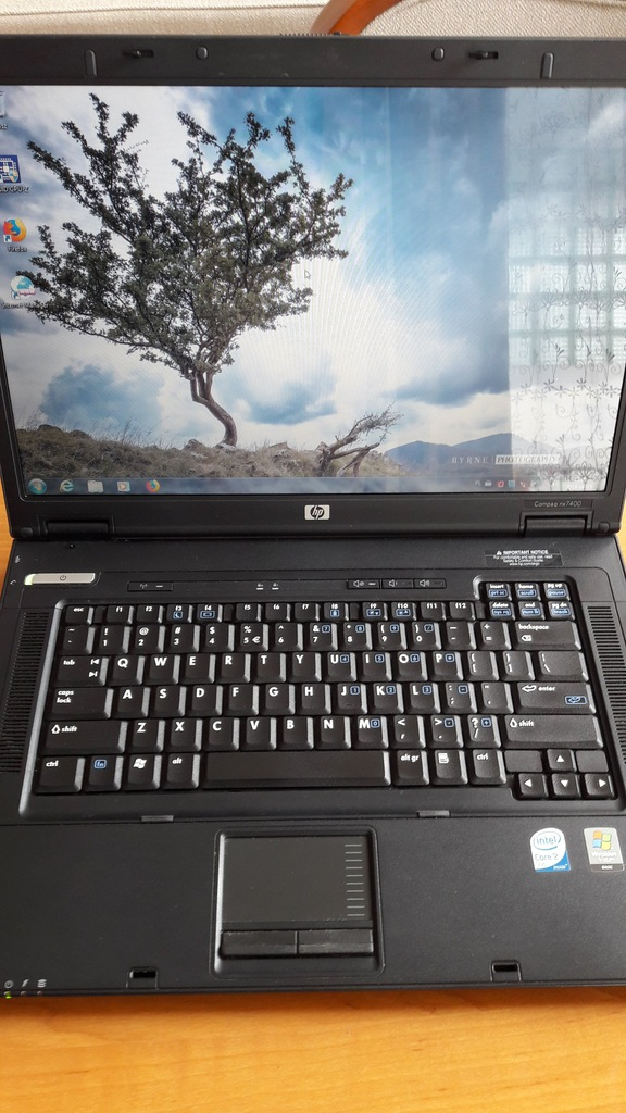 Hp Compaq Nx7400 7306120371 Oficjalne Archiwum Allegro