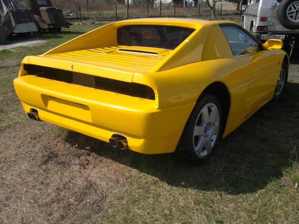 Ferrari f355 348 replika Fiero pontiac gm - 7393864150 ...