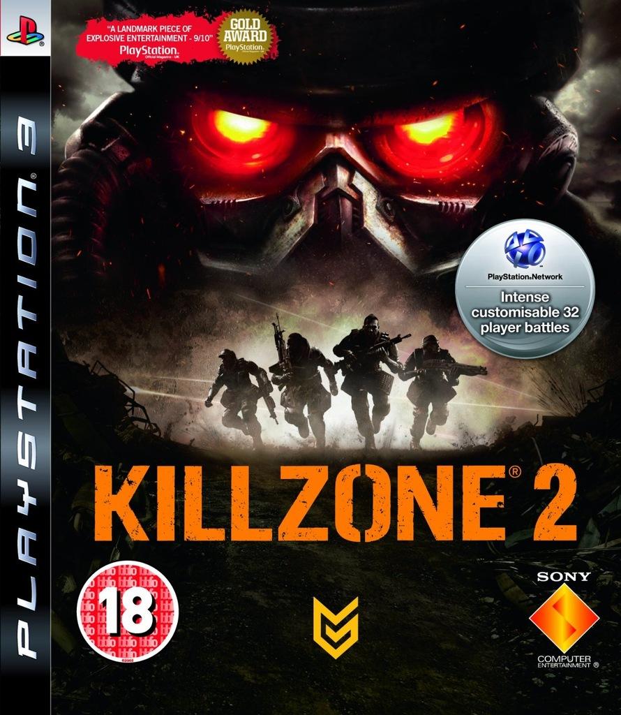 Killzone 2 Pl Uzywana Ps3 24h 7041879582 Oficjalne Archiwum Allegro