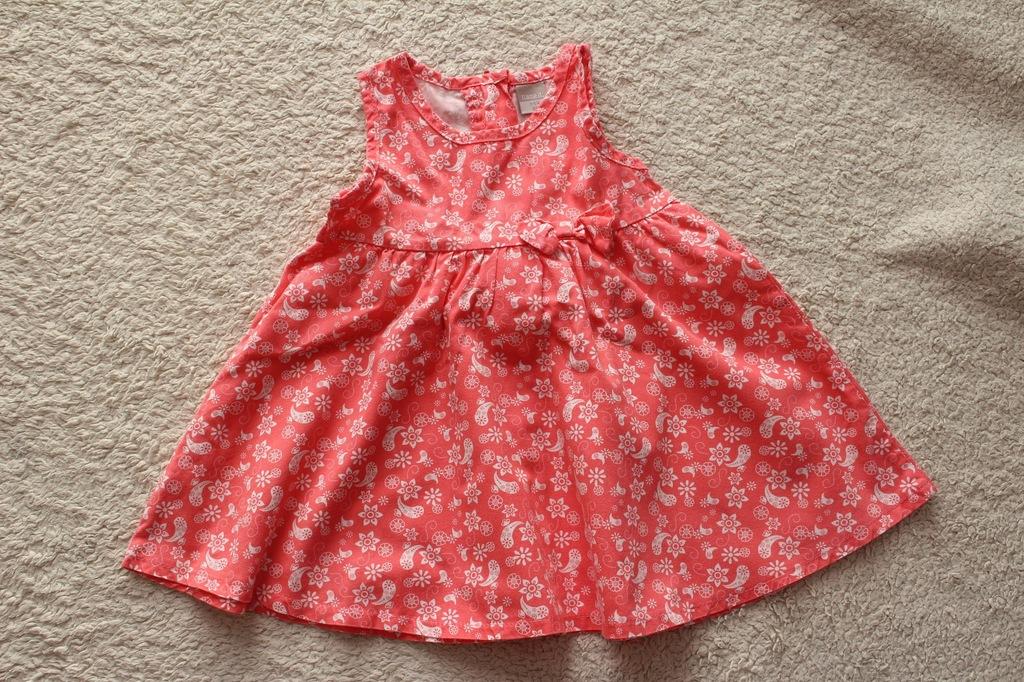 NAME IT śliczna sukienka na lato