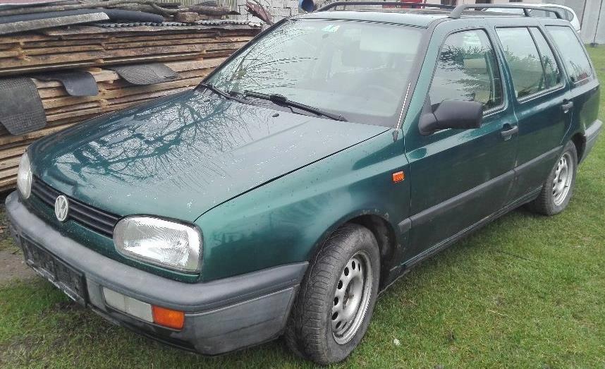 Volkswagen Iii Golf Syncro 4x4 1 9 Tdi 7603215476 Oficjalne Archiwum Allegro