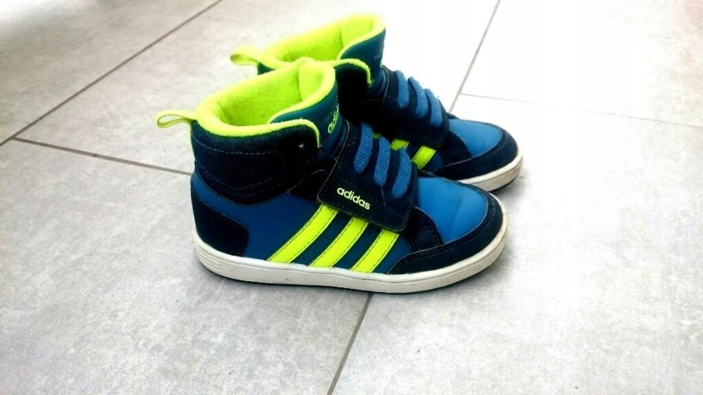 Adidas hoops neo rozmiar 24 Buty dla dziecka