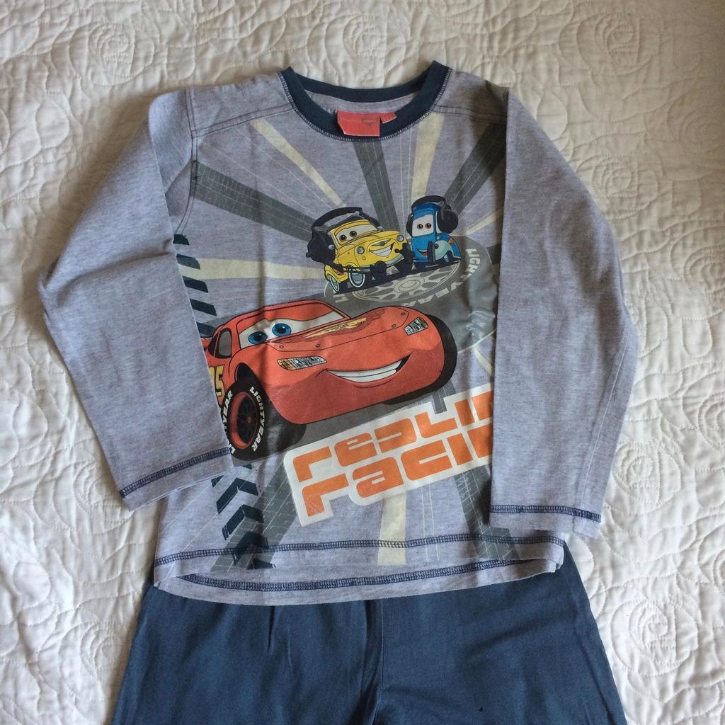 piżama, piżamka AUTA cars rozm.122