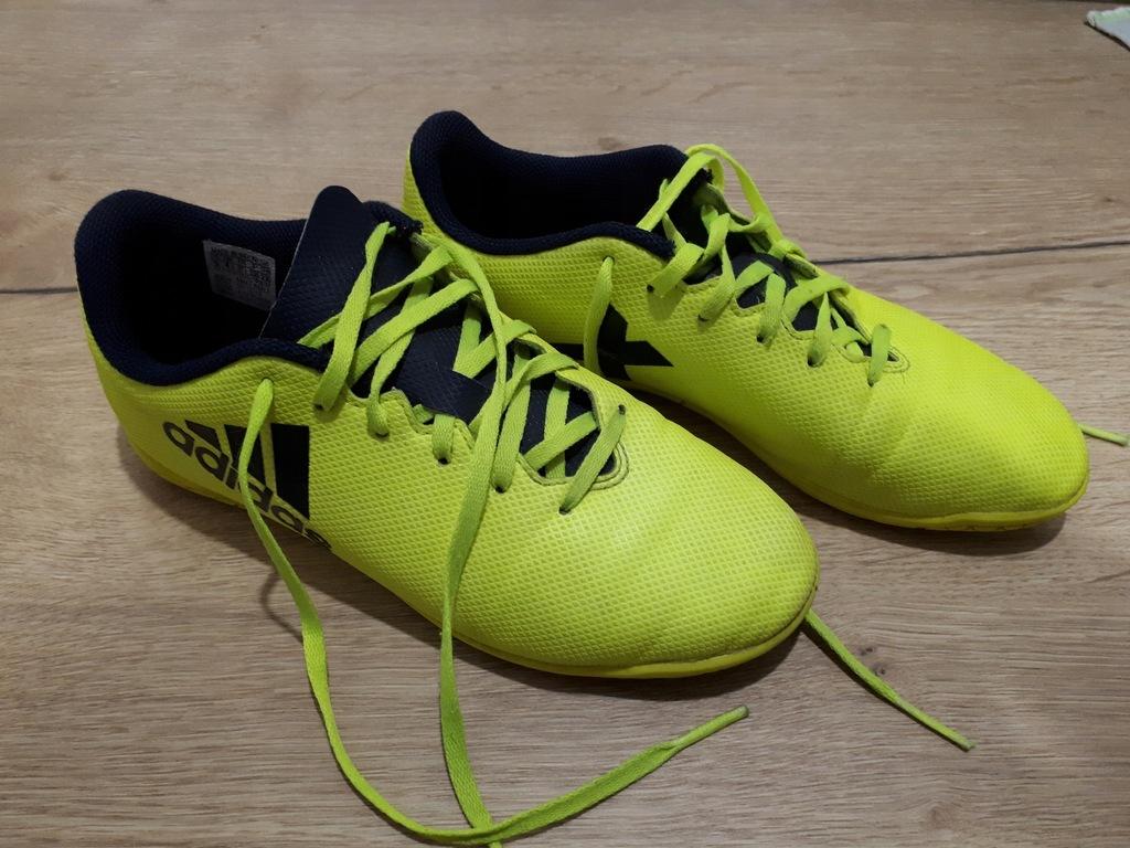 Buty halówki ADIDAS X 17.4 na halę