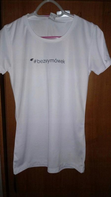 T shirt 4F Roz.L