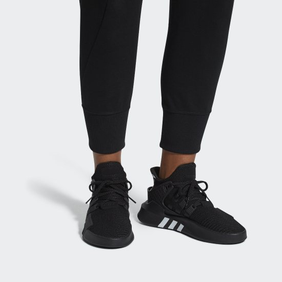 Buty adidas Eqt Bask Adv CQ2991 CblackCblackBlutin