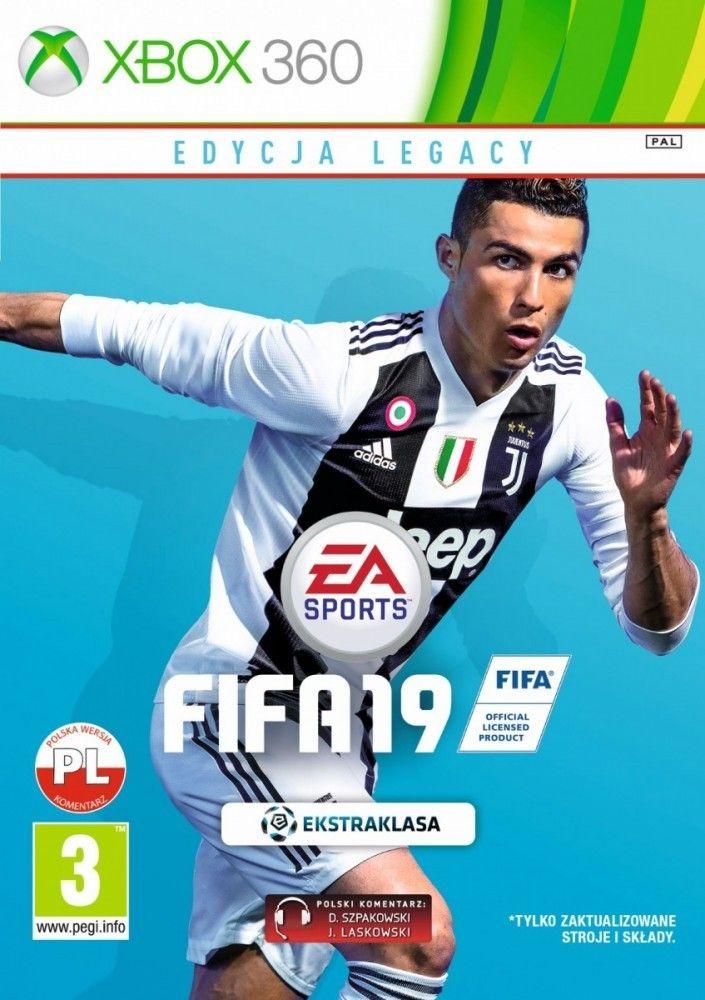 Ea Gra Xbox 360 Fifa 19 Legacy 7701251731 Oficjalne Archiwum Allegro