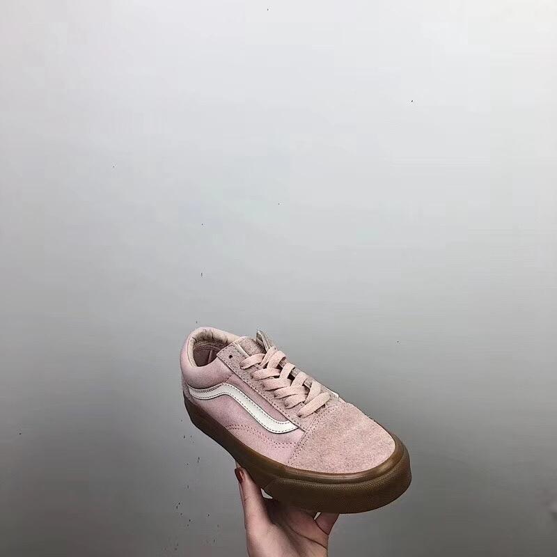 Vans Old Skool Leather Pink Rozmiar 36 HIT !