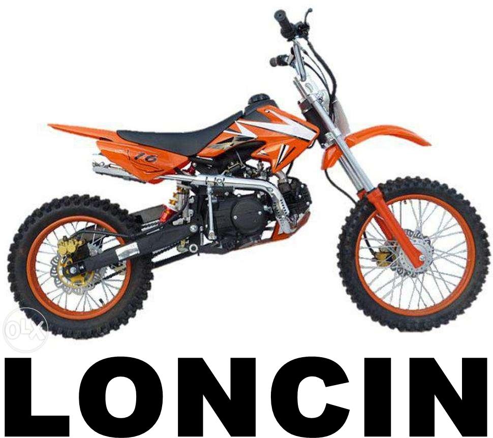 Cross Cros Dirt Bike Loncin 125 Cm3 Kola 14 I 17 7145425044 Oficjalne Archiwum Allegro
