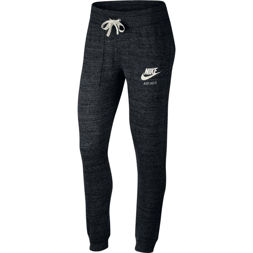spodnie sportowe damskie NIKE SPORTSWEAR GYM VINTAGE PANT 883731 010