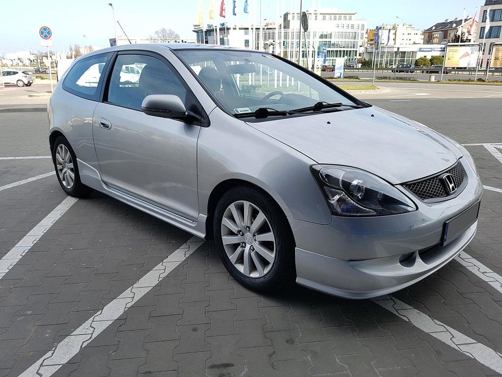 Honda Civic Ep2 Sport 1 6 Rozwaze Kazda Oferte 7347696333 Oficjalne Archiwum Allegro