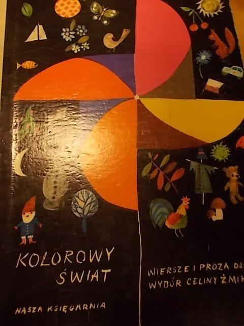 Kolorowy świat Wiersze I Proza Dla Dzieci