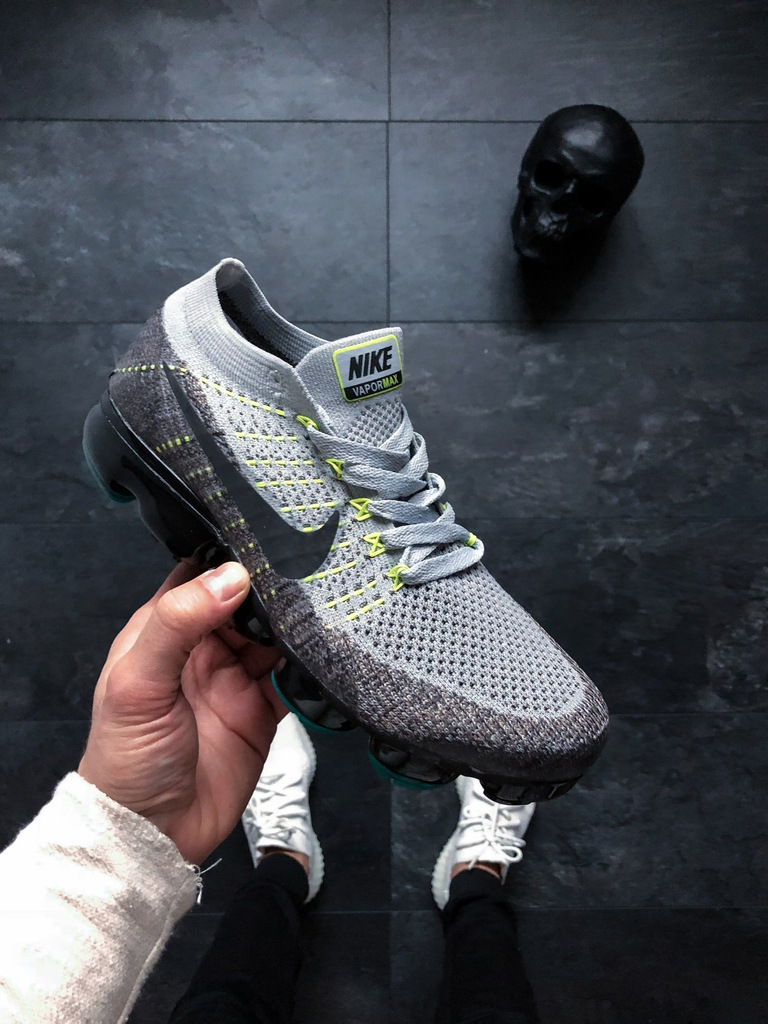 Nike Air Vapormax Flyknit E (Pure Platinum Anthr
