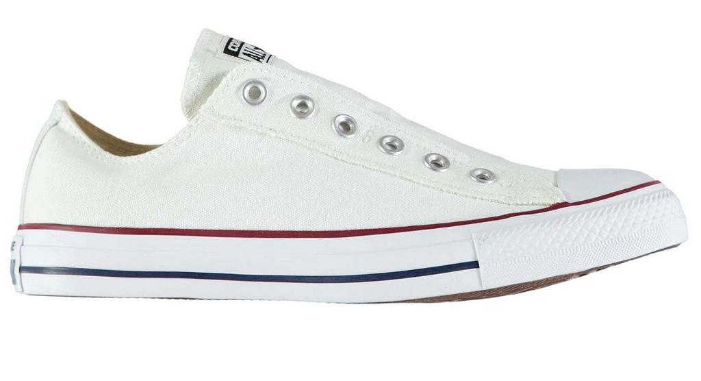 Converse All Star białe stan idealny trampki 28.5