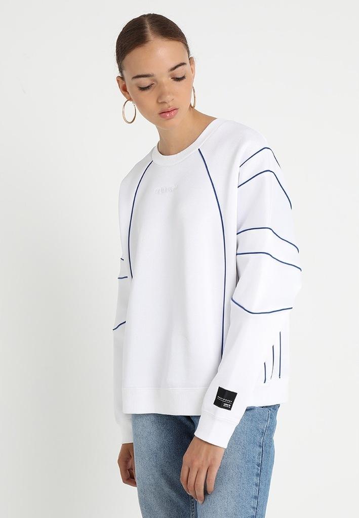 adidas bluza damska biała