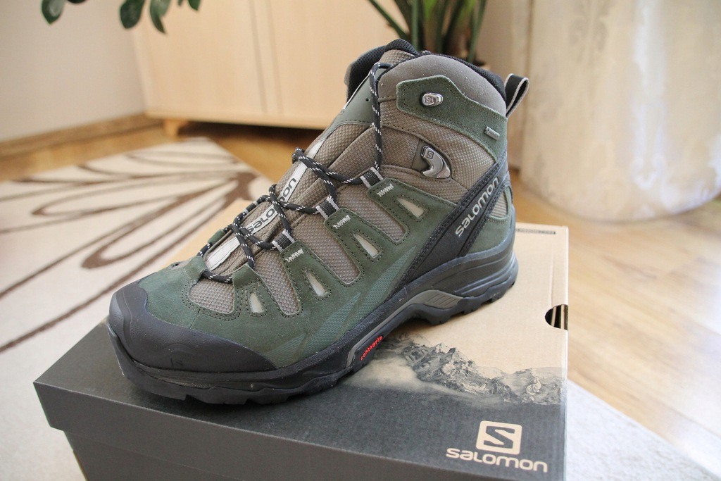Buty trekkingowe Salomon QUEST PRIME GTX
