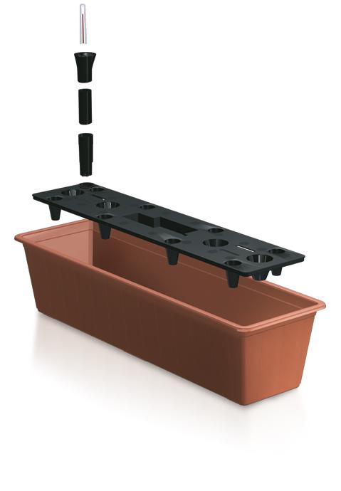 Skrzynka Balkonowa Z Nawadnianiem Is6can 60cm 6903449180 Oficjalne Archiwum Allegro