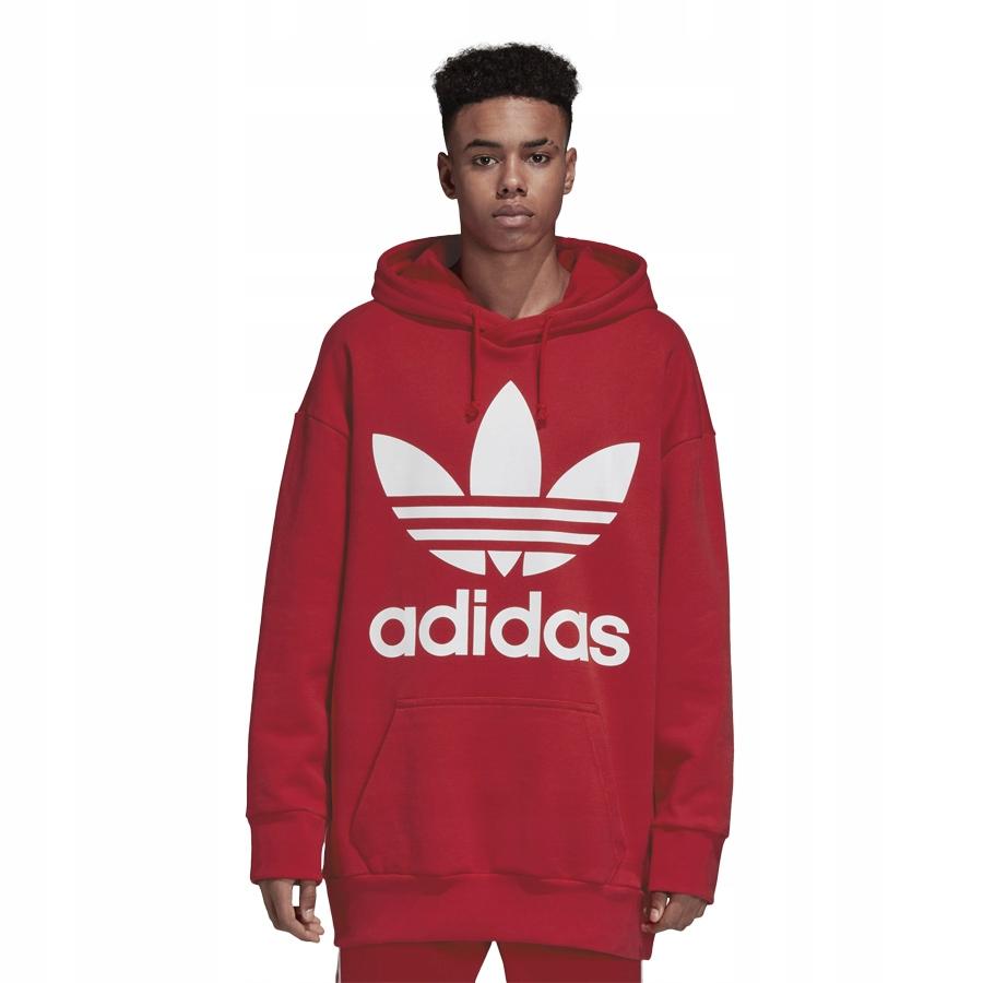 bluza adidas over size