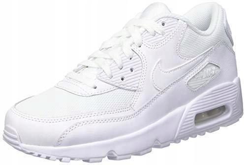 buty air max damskie białe