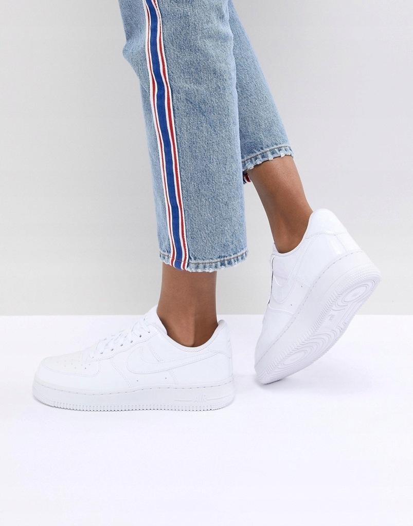 Buty damskie Nike Air Force I Utility białe r. 39