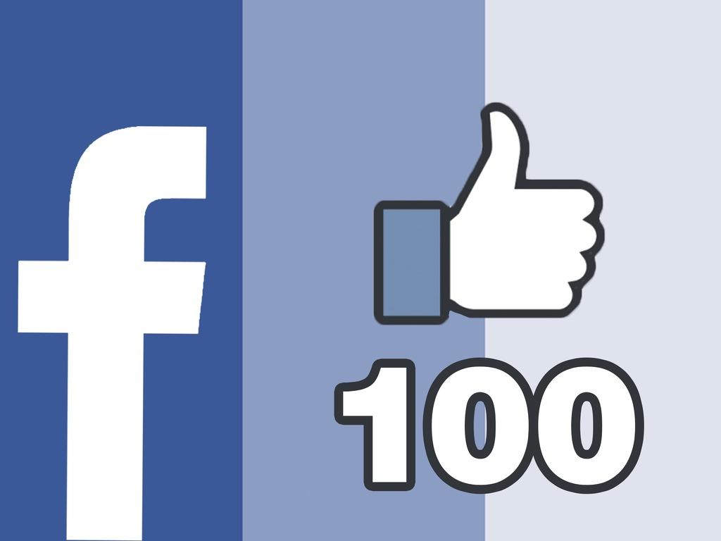 100 Polubien Posta Facebook Like Polubienia 7349108147 Oficjalne Archiwum Allegro