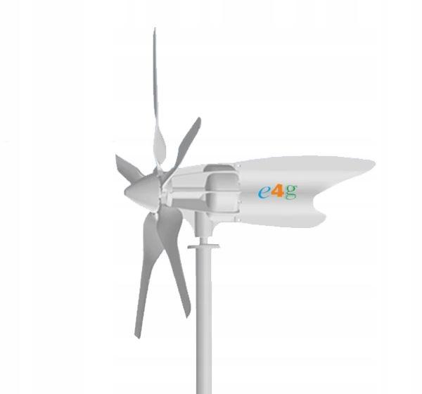 Elektrownia turbina wiatrowa C300 C400 12V lub 24V