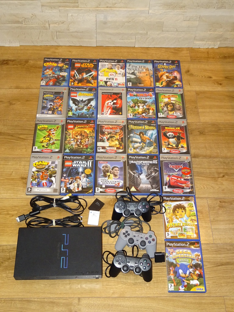 Ps2 12 Gier Sonic Collection Ratchet Clank 8990980992 Oficjalne Archiwum Allegro