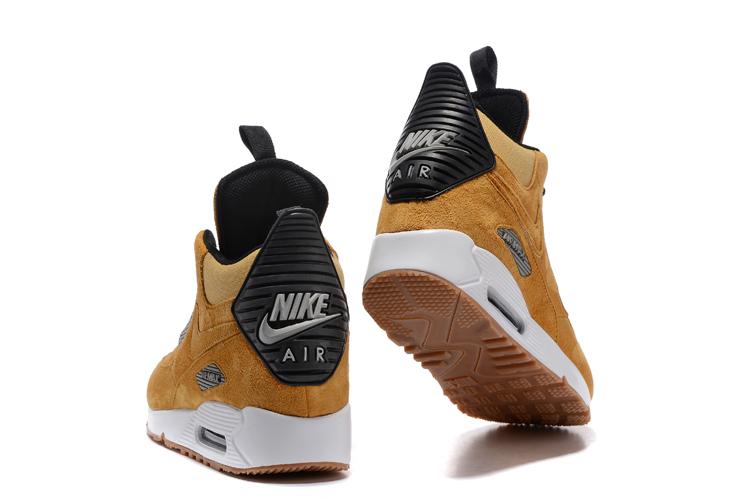 Nike Air Max 90 Winter ICE zima 40 46 jasny brąz