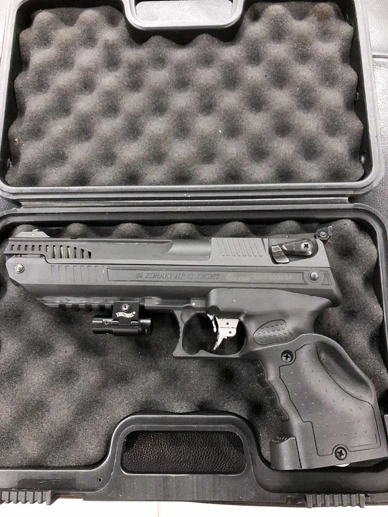 Pistolet wiatrówka ZORAKI HP 01 5,5mm jak nowy!