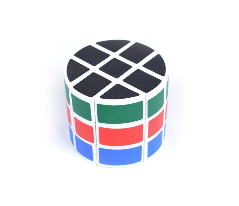Kostka Rubika Walec Cube 3x3x3 Ukladanka Logiczna 6956752888 Oficjalne Archiwum Allegro