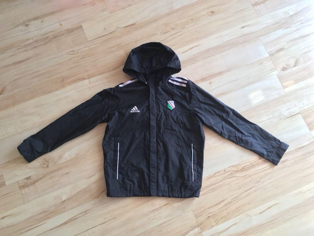 Kurtka przeciwdeszczowa Adidas Legia 128