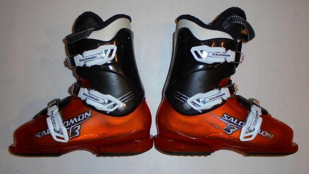 Buty narciarskie SALOMON T3 r. 23,0 (36,5)