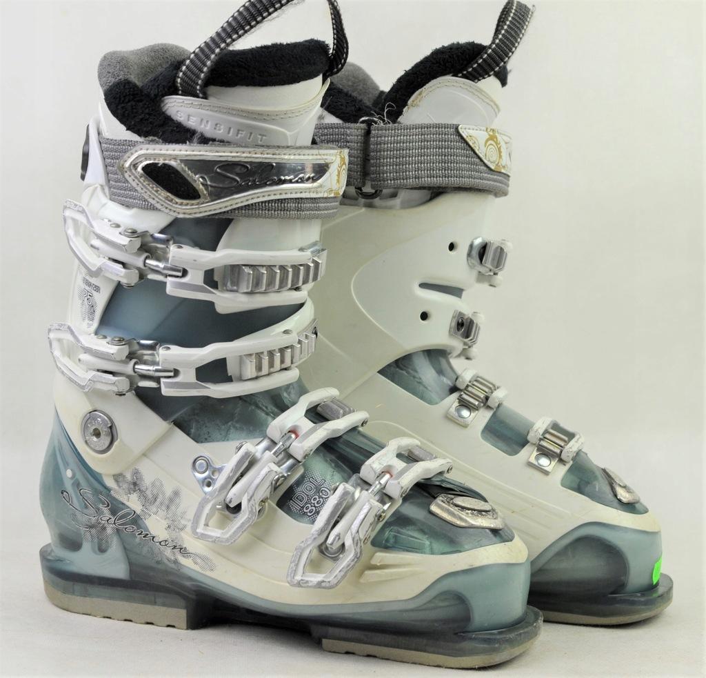Buty narciarskie Salomon IDOL 75