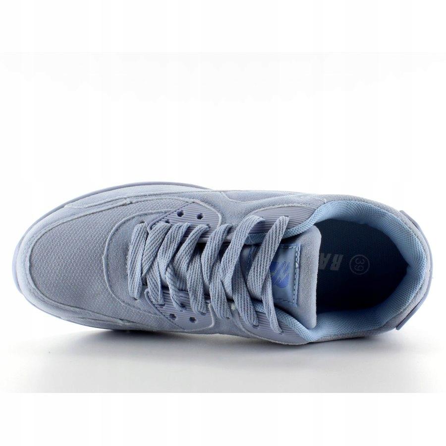 Obuwie sportowe MaxComfort B775 L. Blue niebieskie   Obuwie