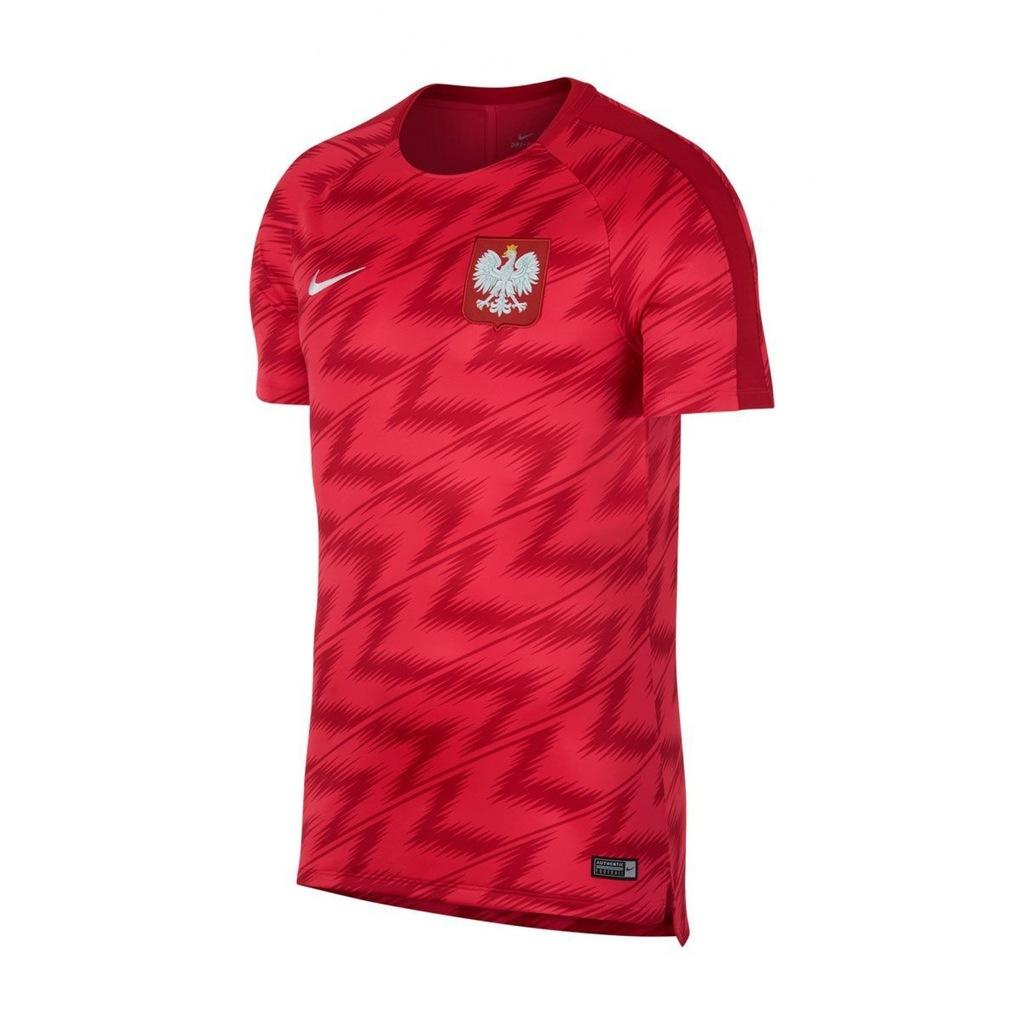 Koszulka Reprezentacji Polski Nike Treningowa M 7421211140 Oficjalne Archiwum Allegro