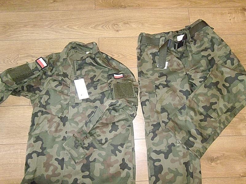 Mundur Wojskowy Wzor 2010 123ul Mon Rozmiar M L 7335836671 Oficjalne Archiwum Allegro